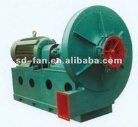 Y9-10 Industrial Boiler Smoke Exhaust Ventilation Fan