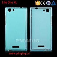 Wholesale Soft Cell Phone Protective Tpu Case Cover for BLU Life One XL