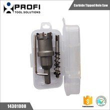 Professional quality best metal cutting hole cutter for sheet metal, stainless, iron, brass