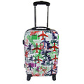 Airport Luggage ABS PC Hand Luggage Bags Trolley Luggage