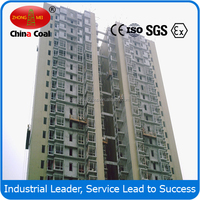 China coal group 2015 hot selling Window Cleaning Machine/suspended platform/gondola/scaffolding
