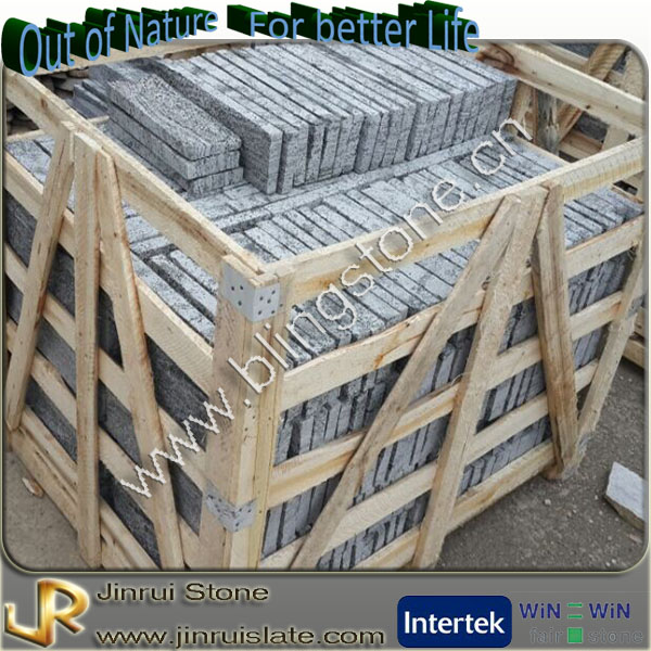 Natural granite fixed dimension stone wall decor