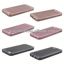 best waterproof cell phones Wiredrawing Protect Cover For iphone 5 TPU Case