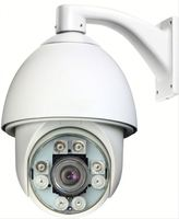 700TVL Auto-Tracking 30X High-Speed 150M IR Dome ptz demo camera with Wall Bracket