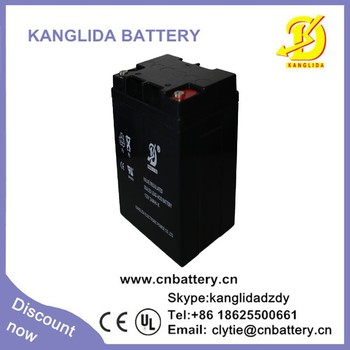 12v24ah deep cycle rechargeable vrla sealed lead acid battery for alarm