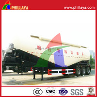 Powder Tank Trailer Can Used for Bulk Cement Transportation