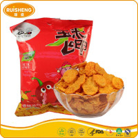 Wholesale Health Food Crisp Corn Flakes Tomato Snack Food