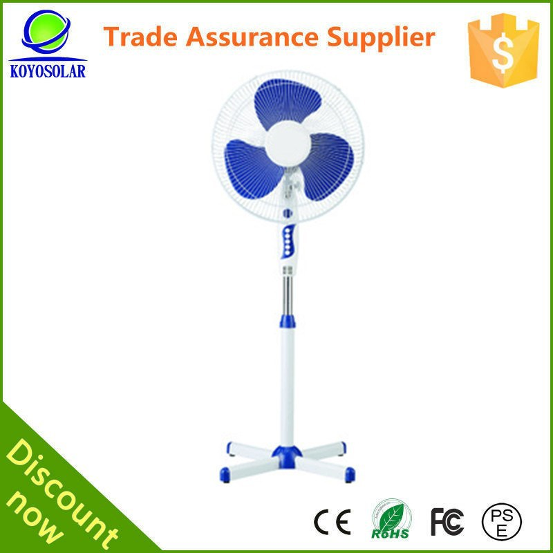 Made in China cheap 16 inch dc stand fan