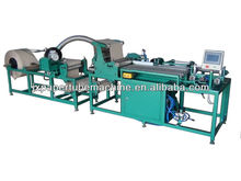 Automatic Parallel Paper Tube Rolling Machine SKPJ4-20 with Tube Cutter