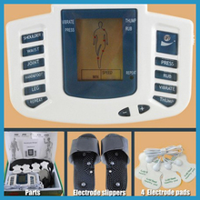 Digital Therapy Acupuncture Machine Pulse Tens Electric Body Massager Equipment