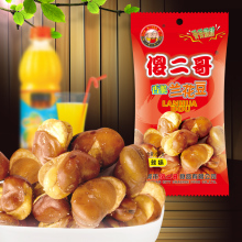 China manufacturer spicy roasted dry broad beans snacks food wholesale price