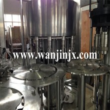 Automatic 3 in 1 water washing filling sealing machinery account
