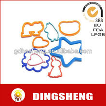 supply all shaped silicone fried egg