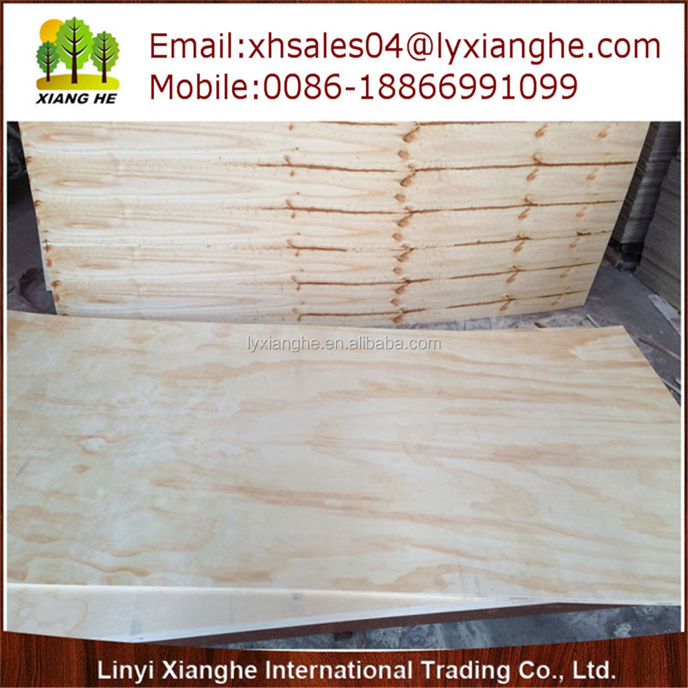 Canada Pine Wood for Making Pallets