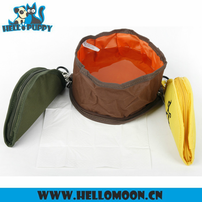 Wholesale Portable Collapsible Dog Travel Bowl