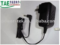 CCC GS UL 8-15V power adapter
