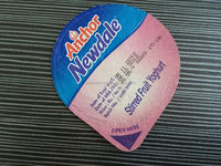 Yogurt Cup Aluminum Foil Cover