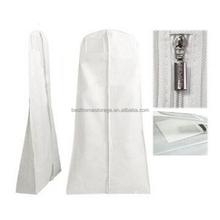 new fashion EXTRA WIDE Breathable Wedding Gown Dress Garment Cover Bag