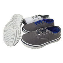Top sale boys school running shoe casual canvas shoe for kid shoe