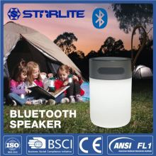STARLITE led lantern with power bank bluetooth speaker for 4 hours playing