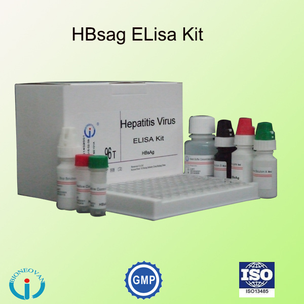 One Step Medical Hepatitis B HBsAg Elisa Kit