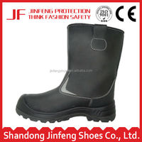 light weight wide steel toe cap safety shoes boots