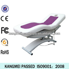2014 facial bed for sale&facial bed&electric facial bed facial couch massage bed (KM-8809)