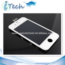 for apple iphone 4 s original lcd touch screen, lcd screen and digitizer glass for iphone 4s