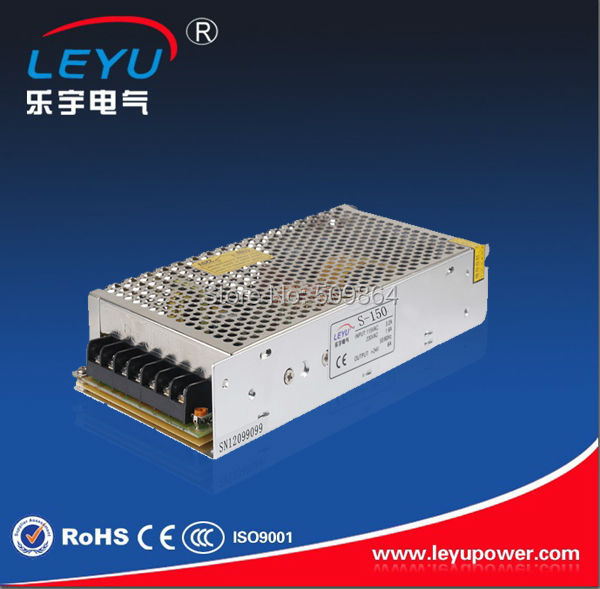 CE ROHS Approved 150W 12V ac dc power supply with top brand Led driver