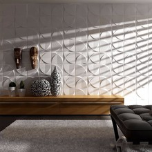 3d effect interior wooden wall carvings