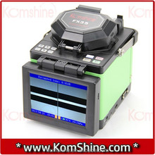 Fiber splicing machine for wifi adapter, cable tv, fttx ftth, equal to sumotomo, inno fusion splicer