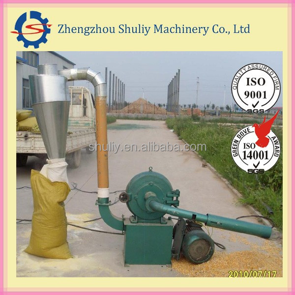 Lowest price industrial corn grinder/electric corn grinder machine