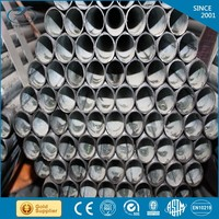 Galvanized steel tube manufacturer 48.3mm inner diameter 60.3mm OD