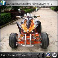 250cc EEC QUAD with 2 person seat 250cc Racing Road Legal ATV