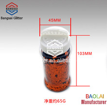 Glass decorating bulk glitter powder ,whosale glitter powder
