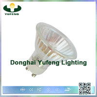 2015 hot sale gu10 halogen bulb 100w