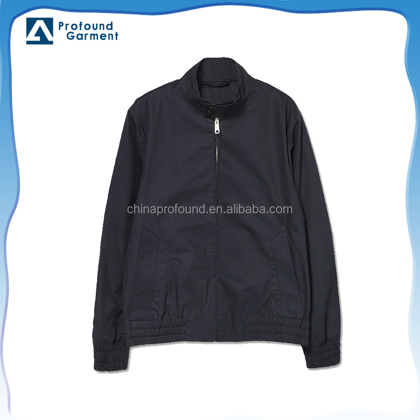 windbreaker and waterproof winter down biker jacket man/stand collar thin outdoor men clothing down jacket for winters