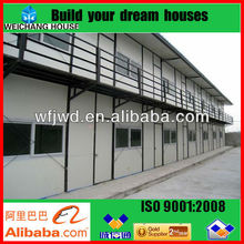 Prefabricated House for accommodation, temporary living, office/ JWD
