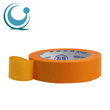 High adhesive masking tape for car