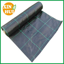pe/pp woven agricultural used weed mat add UV