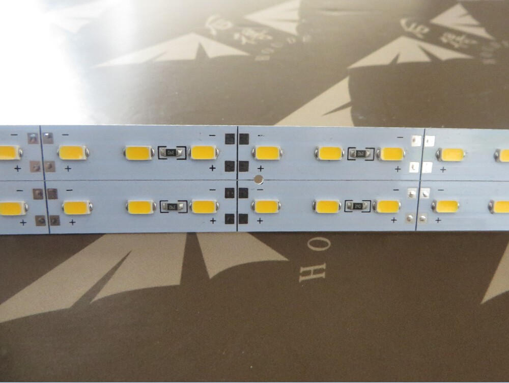 Low price 1m high lumens quality interior deco linear smd 5630 led bar lighting aluminum hard rigid strip light bar 12v