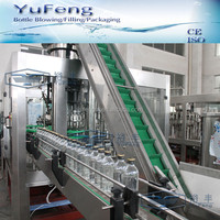 Mineral Water Glass Packing Filling Machine