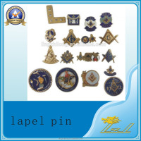Wholesale factory masonic item masonic reglia china lapel pins