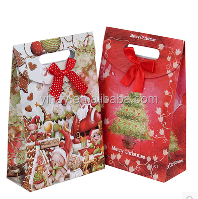 2016 Hot Sale Christmas Gift Paper Bags With Handle Buy