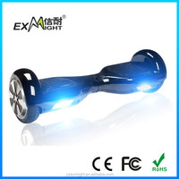 Top quaity Hot sale 6.5'' 2 wheel self balancing electric scooter drifting hover board with remote and bluetooth by paypel