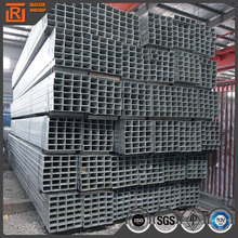 Hot dip galvanized hollow section shs steel tube;steel square tubing used for guard bar price