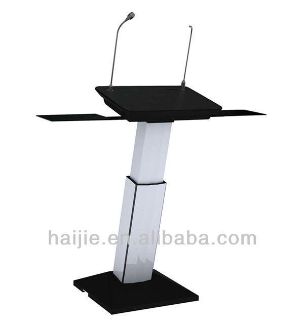 Smart digital podium/mobile podium lectern/rostrum