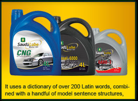 Diesel and CNG Engine Oils