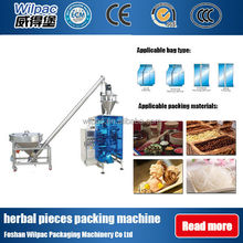 agricultural poison weighing and packing Machine
