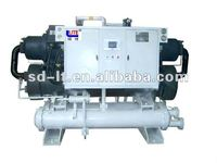 CE Certificate Water Cooled Chiller LTIC Series Screw Comperssor